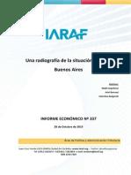 Radiografia Fiscal de Buenos Aires