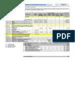 Presupuesto Analitico HANAJQUIA