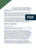 Acoustics.doc