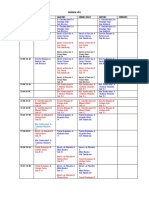 horario 2010 (2a)