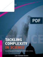 Weisbuch, Gerard - Solomon, Sorin - Tackling Complexity in Science - General Integration of the Application of Complexity in Science