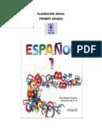 Planeacion Español Telesecundarias Proyectos