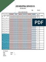 Tower Plinth Stairs (SADARA) Fabrication Report