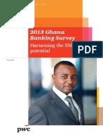 Ghana Banking Survey 2013 Pwc