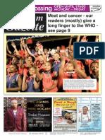 Platinum Gazette 30 October 2015