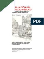 Evaluacion Espacio Publico Indicadores Ecocity Dea c Verdaguer