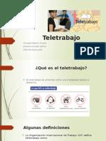 Teletrabajo y Acoso Laboral