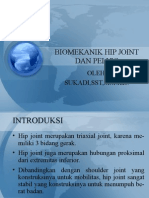 Biomekanik Hip Joint