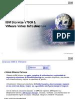 IBM Storwize V7000 Vmware Esp