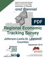 Regional Economic Tracking Survey