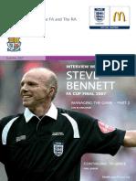 Refereeing Magazine - Vol 04 - Summer 07