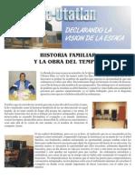 5ta Edicion boletin Informativo Estaca Utatlan