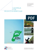 Product Carbon Footprinting Spanish for Web