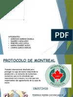 Protocolo de Montreal.