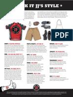 Jimmy John's new dress guidelines