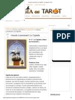 Oraculo Lenormand_ La Cigüeña - La Magia Del Tarot