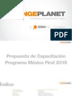 Mexico FIRST Orange Planet