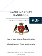 Yacht Masters Handbook