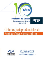 Criterios de la Defensoría del Consumidor