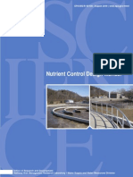 EPA - Nutrient Control Design Manual