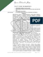 STJ Resp 1135807 RS (Abr 10) Praca Bem Uso Comum Desafetacao