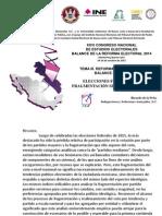 Elecciones federales 2015