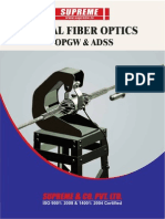 Brochure -Optical Fiber