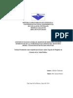 Gestion Ecologica para manejo de desechos solidos domesticos en la comunidad San Jonote.doc