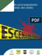 Manual Procesamiento Escena Del Delito (El Salvador