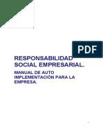Manual de Autoimplementación de la empresa etica profesional