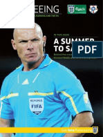 Refereeing Magazine - Vol 13 - May 11