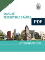 Manual de Identidad UPR-2014