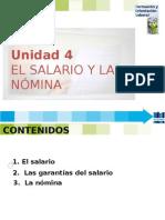 Fol 4 El Salario y La Nómina- 2015