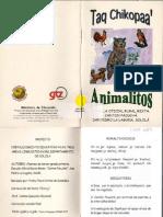 Animalitos - Tz'Utujil
