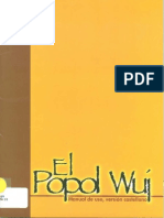 El Popol Wuj - Manual de Uso Castellano