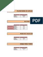 Metrados Plataforma de Pailamiento Finales