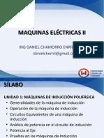Maquinas Eléctricas II Prueba