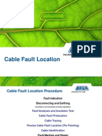BAUR Cable Fault Location