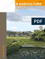 UAM 27-Urban Agriculture as a Climate Change and Disaster Risk Reduction Strategy