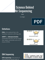 pcr and dna sequencing