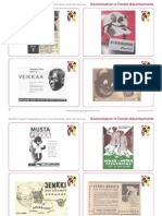 RADAR Flashcards Discriminating in Old Finnish Ads