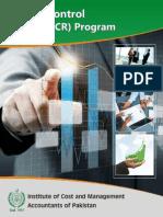 QCR Programe