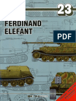Gun Power № 023 - Ferdinand Elefant (2)