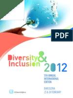 5th Diversity & Inclusion Seminar(ND)