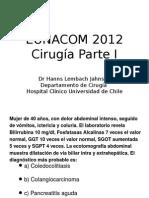 Cirugia General y Anestesia 1 - Version Aula Digital