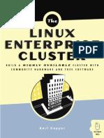 Enterprise cluster