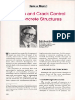 Cracks and Crack Control in Concrete Structures 1 172