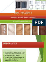 Carpinteria de Madera.expo
