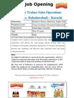 MT - Sales Operations- 17th Oct 2015.rtf
