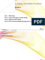 03 3G RPLS2 RU10 RRC Modes System Information Paging Update Procedures